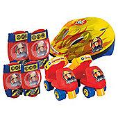 Fireman Sam Roller Skates Set