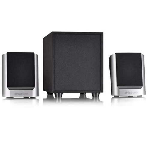 Speedlink Mace 2.1 Subwoofer Speaker System for PC
