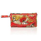 Isoki Change Mat Clutch Bag Vintage Blaze