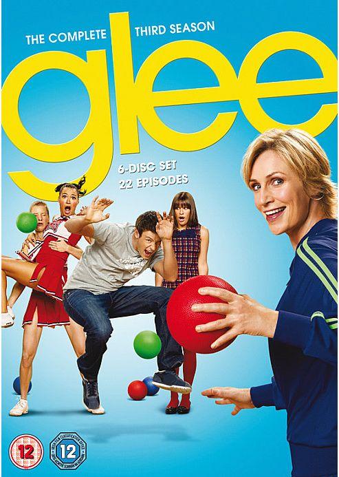 Glee - Series 3 - Complete (DVD Boxset)