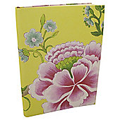 Sanderson Porcelain A5 Fabric Notebook