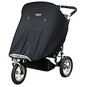 SnoozeShade Twin Blackout Cover for Pushchairs