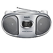Philips AZ105S/05 CD Boombox