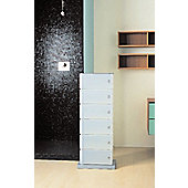 Emporium Positive Design Fluida Shoe Rack - Blue - Small
