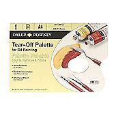 Dr Tear Off Palettes A4