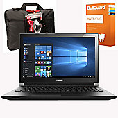 "Lenovo B51-80 - 80LM000DUK - 15.6"" Laptop Intel Core i5 6200U 16GB RAM 128GB SSD Windows 7 Pro With Antivirus & Case"