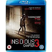 Insidious 3 Blu-ray
