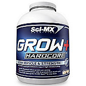 Sci-Mx Nutrition - Grow+ Hardcore 4Kg Vanilla