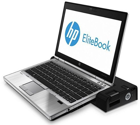 HP EliteBook 2570p (12.5 inch) Notebook Core i7 (3520M) 2.9GHz 4GB 500GB DVD±RW SM DL WLAN BT Webcam Windows 7 Pro 64-bit (HD Graphics 4000)