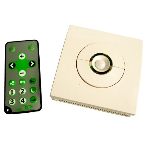 Remote Controlled Single Dimmer with Movement Sensor