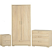 Home Essence Cambourne 3 Piece Bedroom Collection