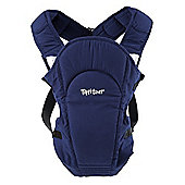 Tippitoes 2 Way Front Baby Carrier (Midnight Blue)