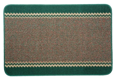 Dandy Kilkis Green Contemporary Rug - 67cm x 100cm