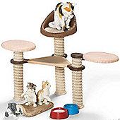 Schleich Cat Scenery Pack 41801