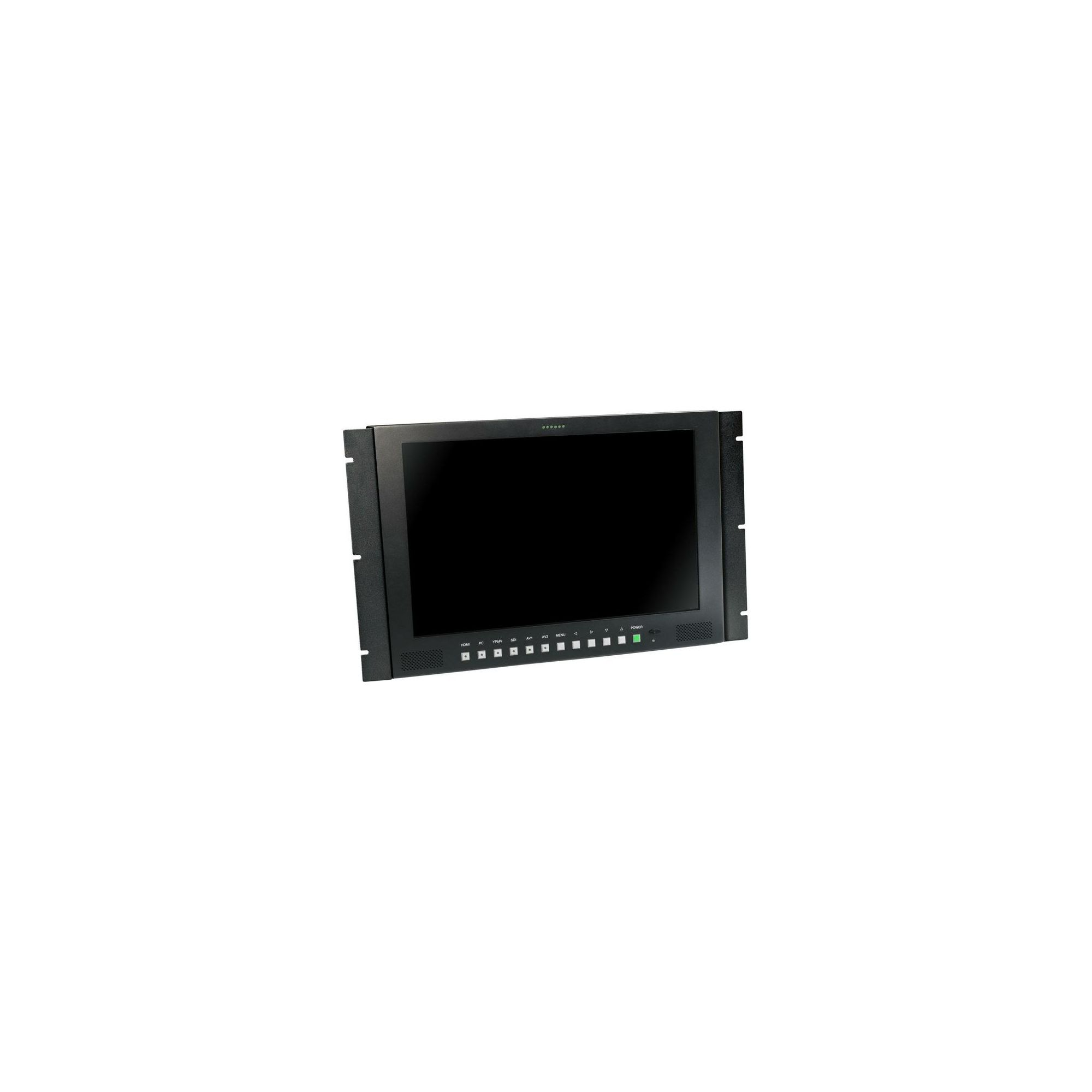 17' HD LCD MONITOR IN RACK MOUNT FRAME at Tesco Direct