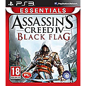 Assassins Creed 4 Black Flag Essentials (PS3 )
