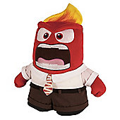 Disney Inside Out Talking Plush Anger Soft Toy