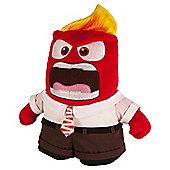 Disney Pixar Inside Out Talking Anger Soft Toy