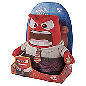 Disney Pixar Inside Out Talking Anger Soft Toy