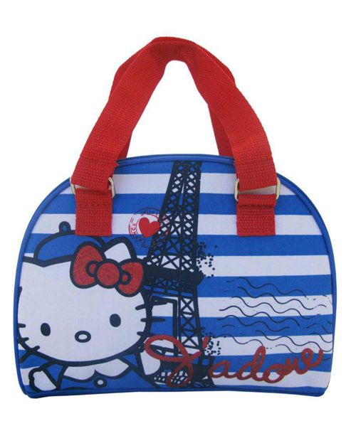 HELLO KITTY Parisienne Bowling Bag