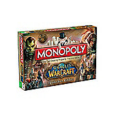 Monopoly World of Warcraft Edition Game