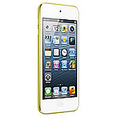 Apple 64GB (5th Gen) touch iPod Yellow