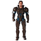 Superman Man Of Steel Movie Masters Superman Jor-El Figure