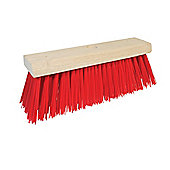 "Silverline Broom PVC 330mm (13"")"