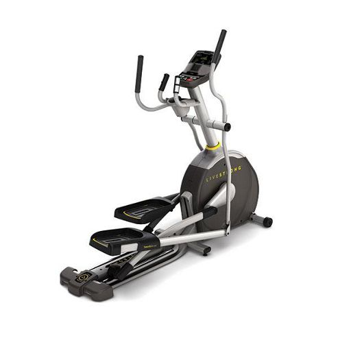 Livestrong 9.9E Incline Elliptical Cross Trainer