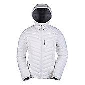 Mountain Warehouse Haraz Womens Hydrophobic Down Jacket - White