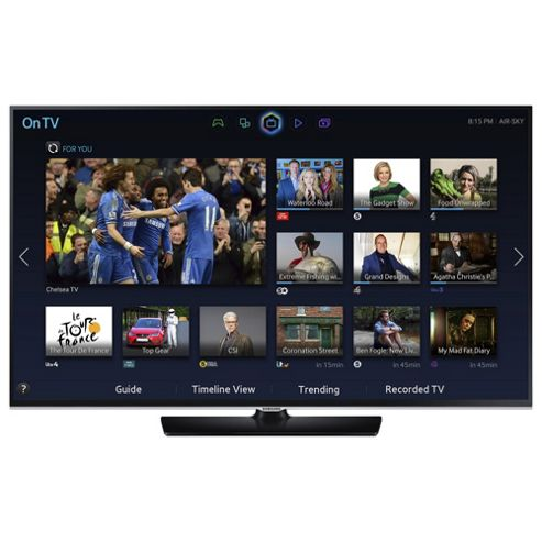 Samsung UE48H5500 48 Inch Smart WiFi Built In Full HD 1080p LED TV with Freeview HD