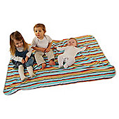 PHP Supersize Playmat, Summer Stripe