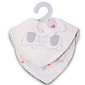 Natures Purest My First Friend Dribble Bibs (2pk)