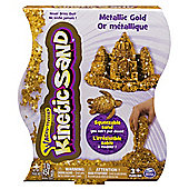 Kinetic Sand, 1lb (454g) Metallic Gold