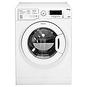 Hotpoint S-Line SWMD8437  Washing Machine, 8Kg Load, 1400 RPM Spin, A+++ Energy Rating, White