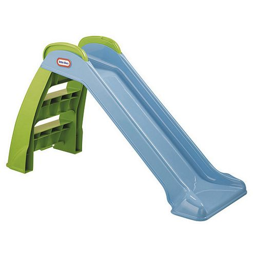 Little Tikes My First Slide - Blue / Green