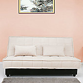 Leader Lifestyle Yoko 3 Seater Convertible Sofa Clic Clac Bed