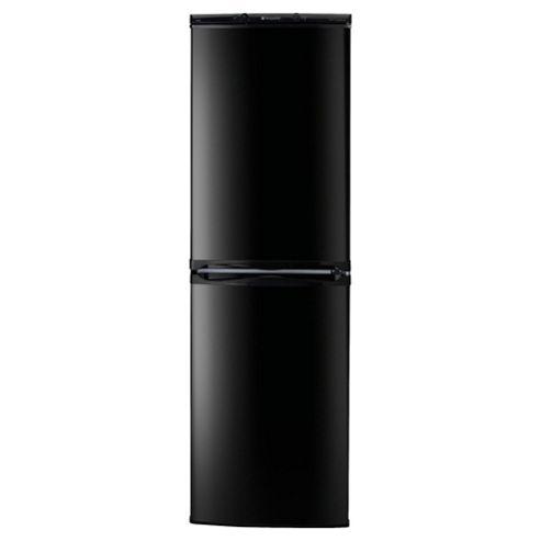 Hotpoint FFAA52K Fridge Freezer, A+ Energy Rating, Black, 55cm