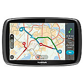 "Tomtom Go 510 Sat Nav. 5"" Touchscreen, Free Lifetime World Maps, Traffic Updates and Speed Camera Updates"