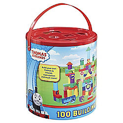 Thomas And Friends 100 Block Bucket