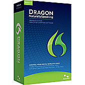 Dragon NaturallySpeaking Premium 12.0 (PC).