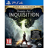 Dragon Age: Inquisition - Game Of The Year Edition Ps4