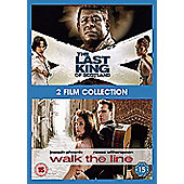 The Last King Of Scotland / Walk The Line (DVD Boxset)