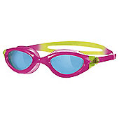 Zoggs Panorama Junior Goggles Pink
