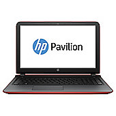 "HP Pavilion 15.6"" AB118NA A8 8GB/1TB Red Laptop"