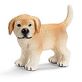 Schleich Golden Retriever puppy, standing