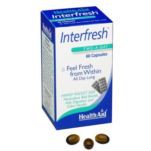 HealthAid Interfresh Capsules