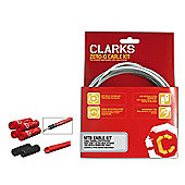 Clarks Dirtshield MTB / Hybrid / Road Brake Kit (carded) - pre-lubed