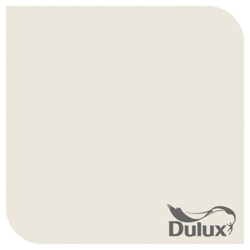 Dulux Silk Emulsion Paint, White Mist, 2.5L