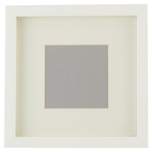 Tesco Basic Photo Frame White 7 x 7